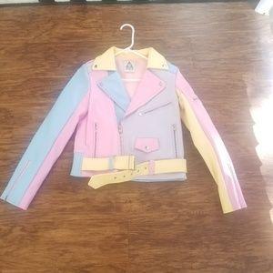 UNIF Jackets & Coats - Leather jacket